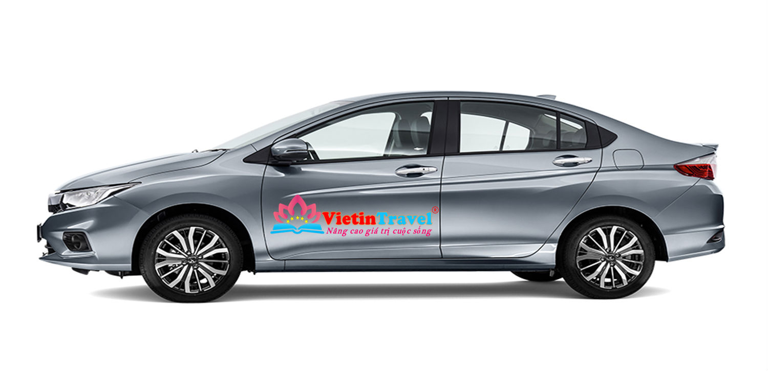 Honda City - vietintravel1